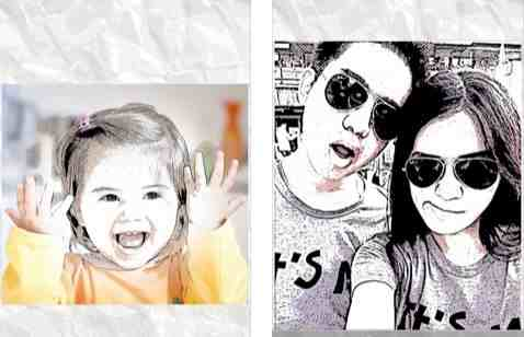 Turn your photos into cartoons