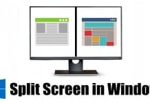 How to Split Screen in Windows 10 for Multi-Tasking