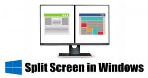 How to Split Screen in Windows 10 for Multi-Tasking