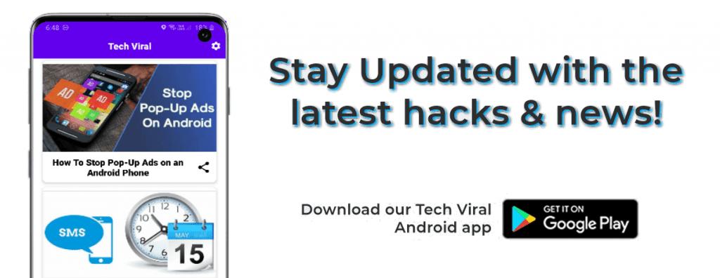 tech viral app
