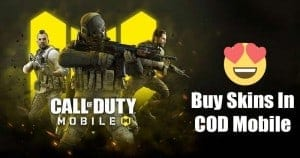 How to Buy Skins in COD Mobile (Weapons, Vehicles & Others)