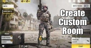 How to Create Custom Room in Call of Duty: Mobile