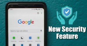 Enable Safe Browsing In Google Chrome