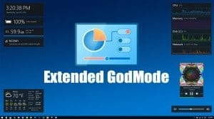 How to Get Extended GodMode in Windows 10