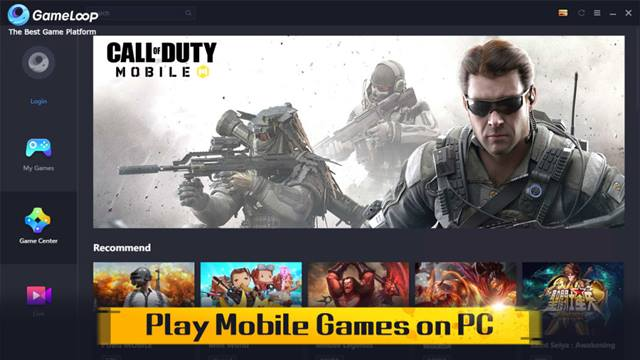 Download Gameloop Latest Version For PC in 2020