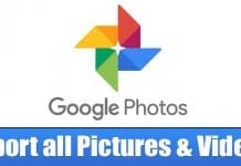 Download all Pictures & Videos from Google Photos to PC
