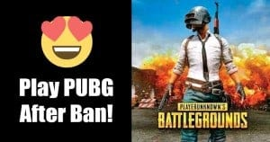 How To Play PUBG Mobile After Ban On Android