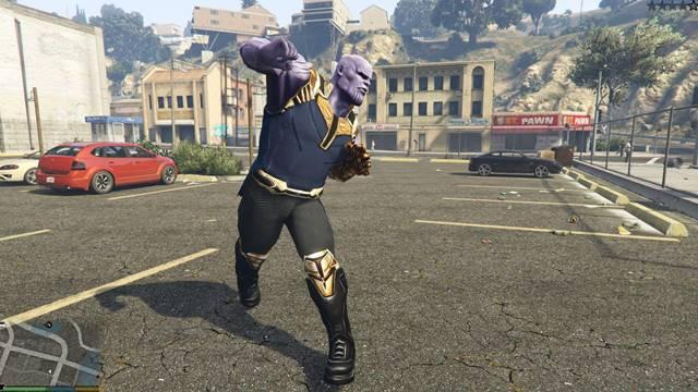 Thanos Mod