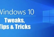 Windows 10 Tips & Tricks - Hidden Start Menu, God Mode & More