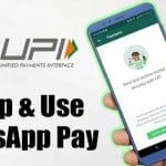 How to Use WhatsApp Pay On Android & iPhone