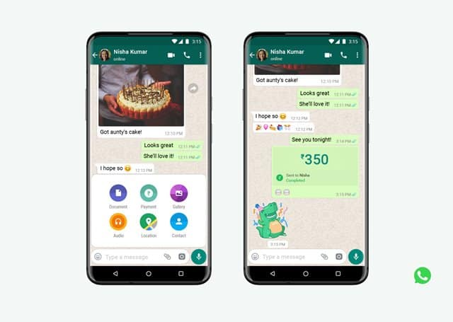 How to use WhatsApp Pay?