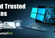 How to Add Trusted Sites in Windows 10 PC