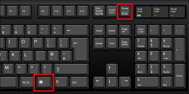 Using the Keyboard Shortcut