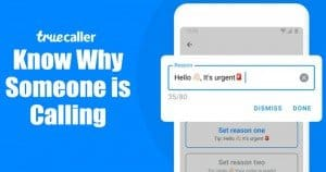 How to Enable & Use the Call Reason Feature on TrueCaller