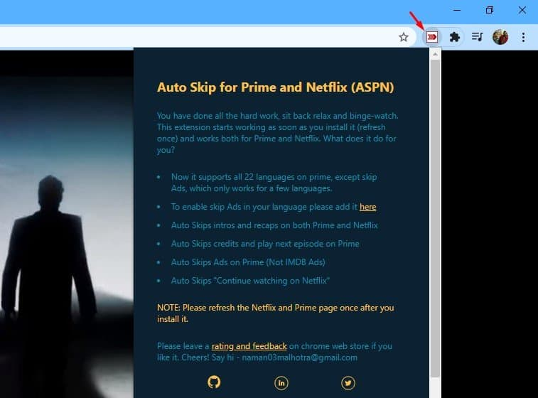 Auto Skip Intro