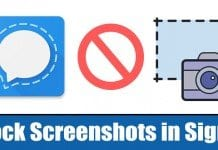 How to Block Screenshots in Signal Private Messenger