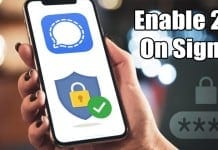 How to Enable Two-Factor Authentication On Signal Private Messenger