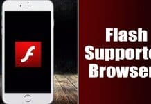 3 Best Flash Supported Web Browsers for iPhone in 2021