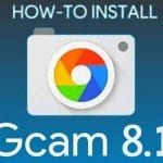 Download & Install Google Camera 8.1 (GCam Mod Apk) On Android