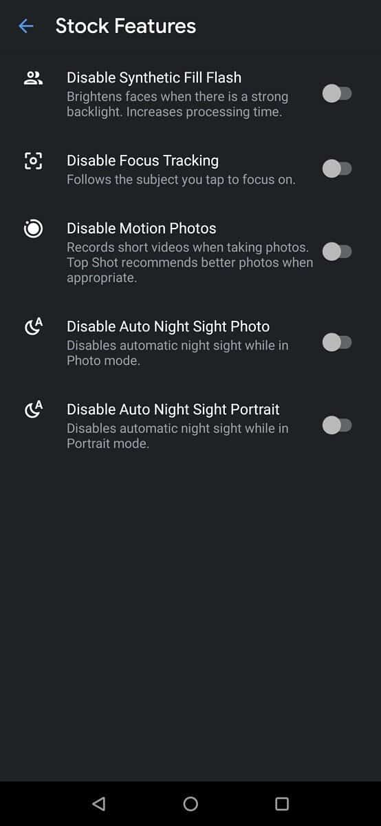 Google Camera 8.1