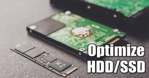 How to Optimize Storage Drives For Better Performance in Windows 10