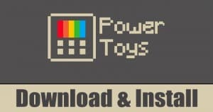 How to Download & Install PowerToys in Windows 10
