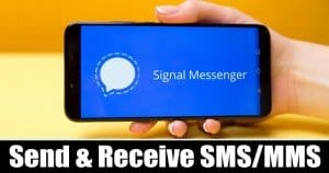 How to Make Signal Your Default Messaging App for Android