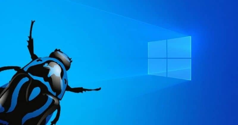 Windows 10 bug can corrupt hard disk