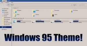 How to Make Your Windows 10 Look like Windows 10