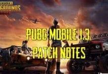 PUBG Mobile Beta 1.3 Update Download