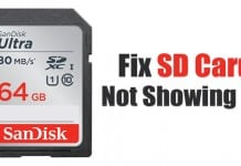 How to Fix SD Card Not Showing Up On Windows 10 PC