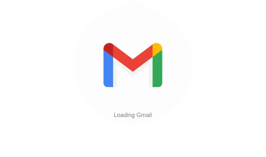 log in with your Gmail account