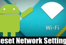 How to Reset Network Settings On Android in 2021