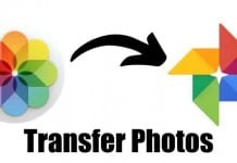 Easily Transfer iCloud Photo Library to Google Photos