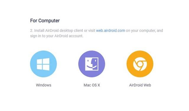 Download AirDroid Offline Installer