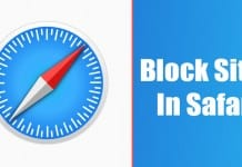 How to Block Websites in Safari Web Browser