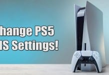 How to Change DNS Settings On PS5 to Improve Internet Speed