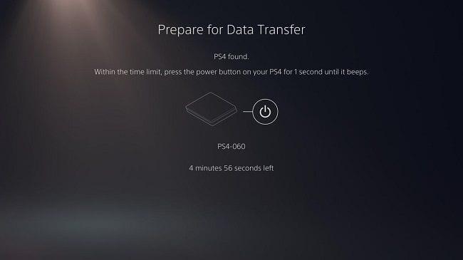 Data Transfer using Wi-Fi/Lan