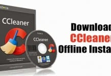 Download CCleaner Offline Installer for Windows 10 (Latest Version)