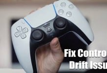 How to fix PS5 DualSense Controller Drift Problem