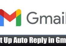 How to Set Up Auto Reply Messages in Gmail