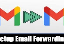 How to Forward Emails from one Gmail Account to Another