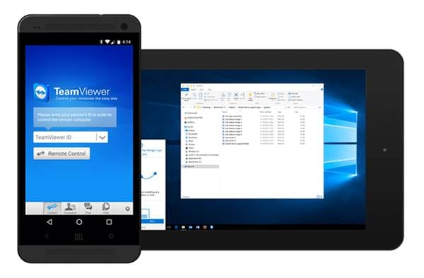 Features of TeamViewer