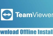 Download TeamViewer Offline installer Latest Version (All Platform)