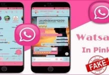 Beware of WhatsApp Pink Virus, it can Hack your Smartphone