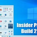 Windows 10 Insider Preview Build 21364 - Features, Fixes & Installation