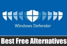 Windows Defender Alternatives