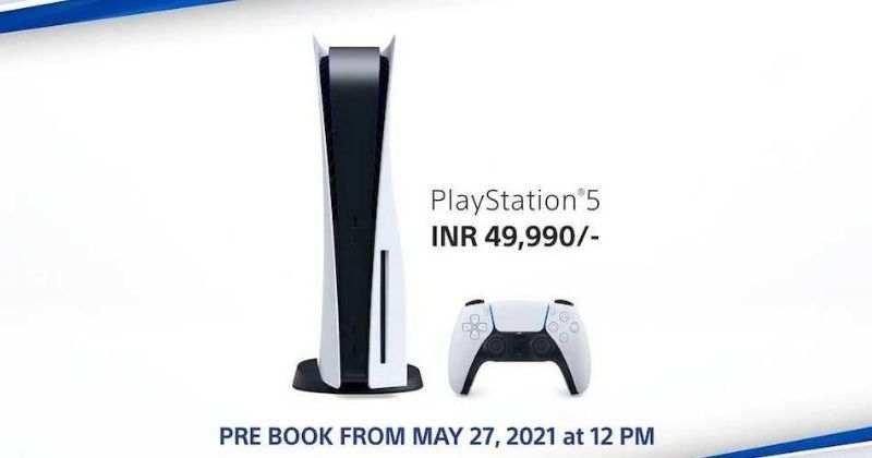 PlayStation 5 India Restock: Pre-Book the Console Tomorrow at Vijay Sales
