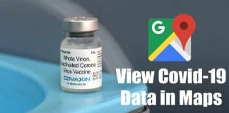 How to View COVID-19 Data in Google Maps