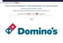 Domino's India Data Breach: 18 Crore Orders Available on Dark Web
